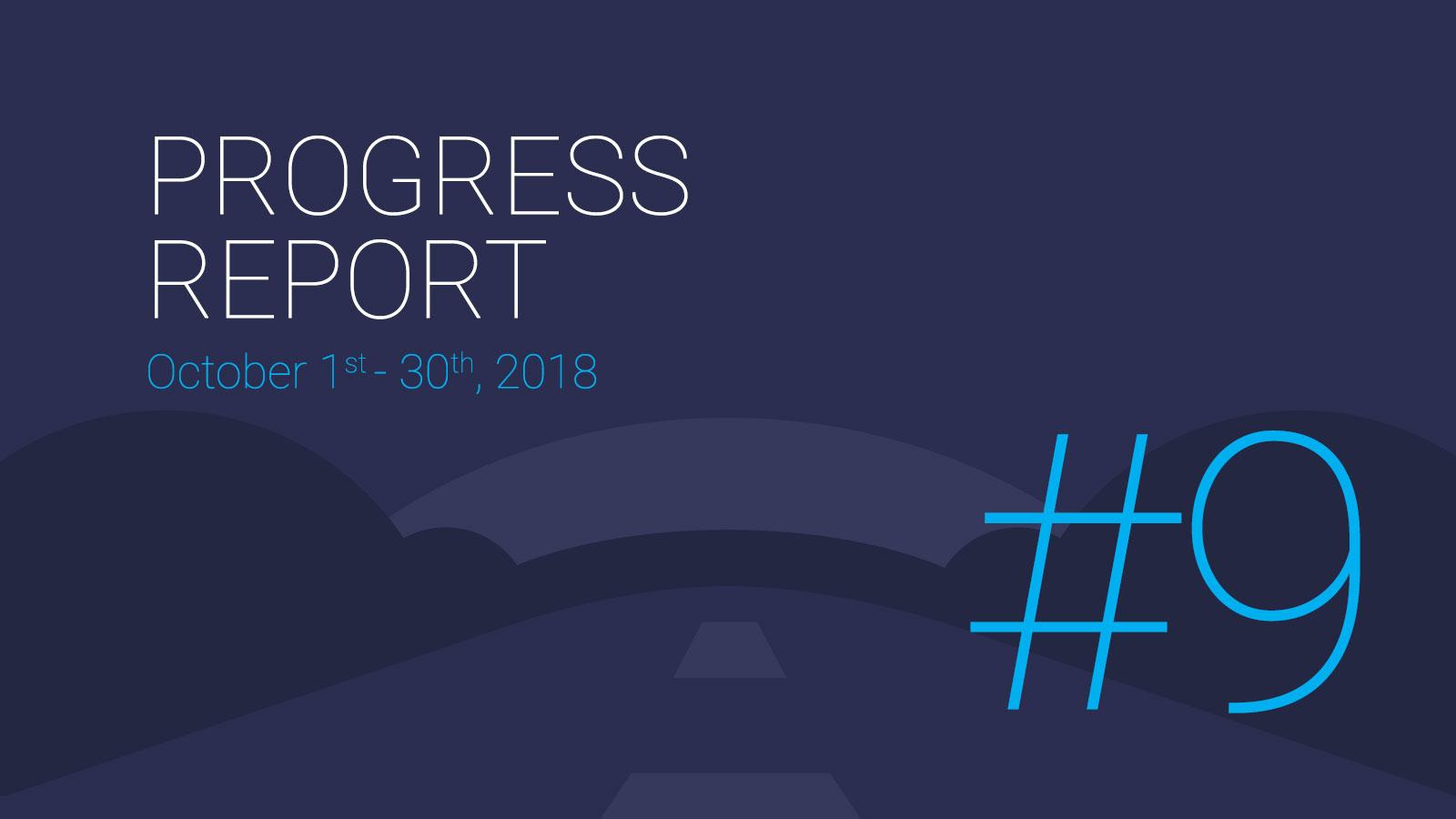 Carco progress report November 2018